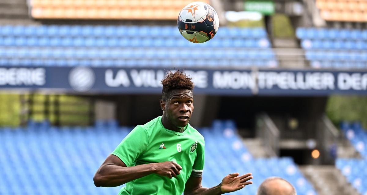 ASSE - Mercato : concurrence insurmontable pour Cissé ?