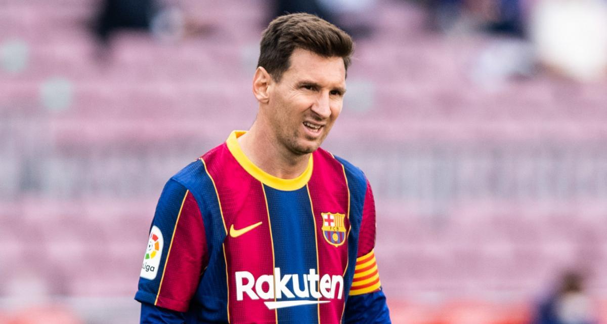 FC Barcelone : premières tensions Laporta - Messi ?
