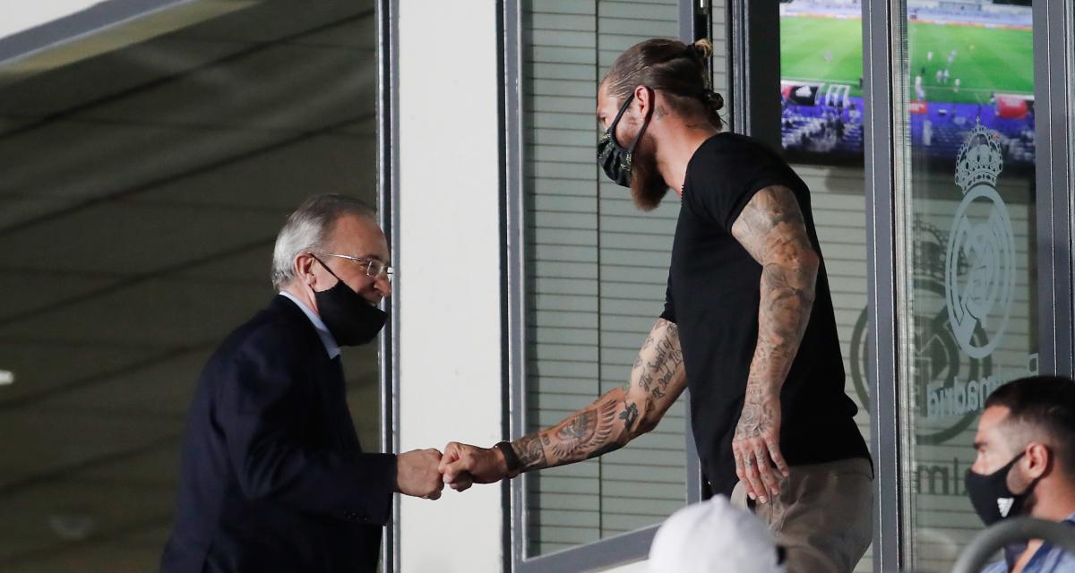 Real Madrid - Mercato : le dossier Ramos donne des maux de tête à Pérez