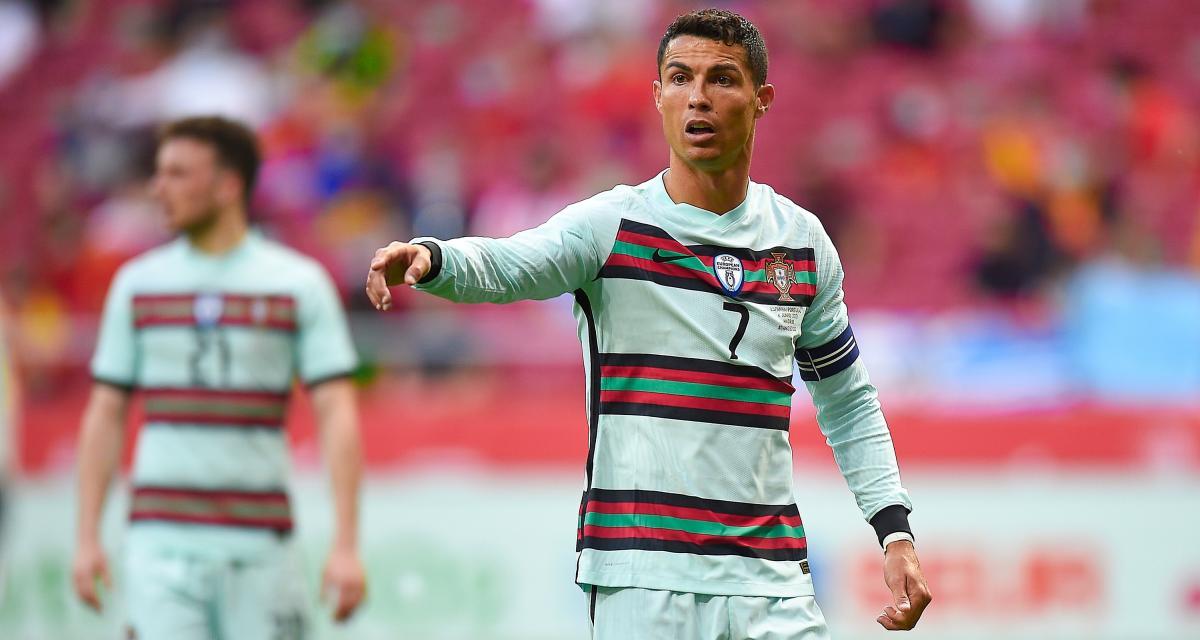 Juventus : Cristiano Ronaldo frappé par un énorme coup dur ?