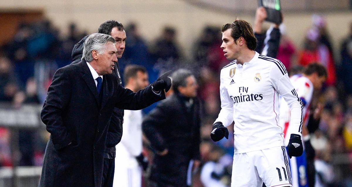 Real Madrid - Mercato : Ancelotti joue un jeu trouble avec Bale et Mbappé