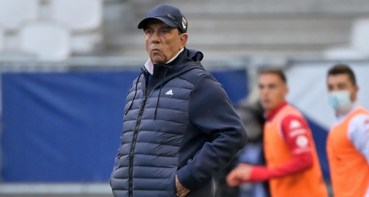 Girondins : Gasset reçoit le soutien d'un joueur…qui tacle Blanc