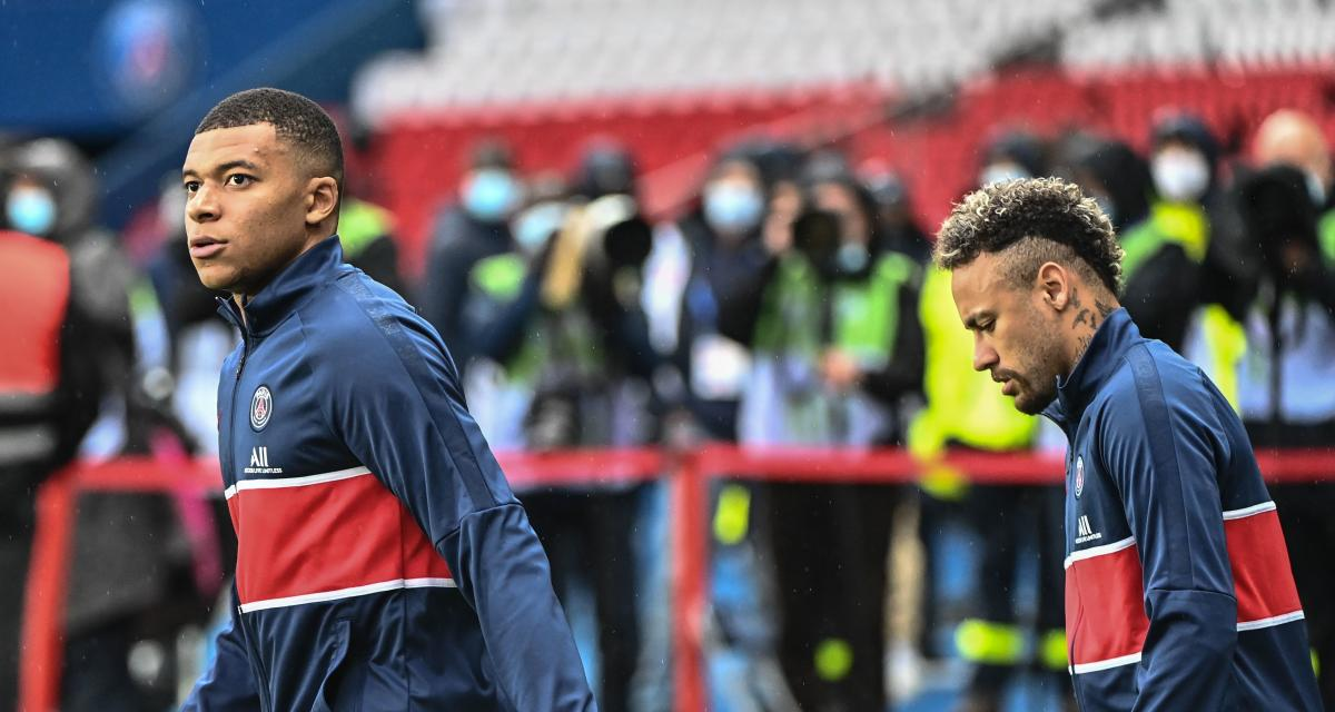 PSG - Mercato : Mbappé parle un peu de son avenir et beaucoup de Neymar
