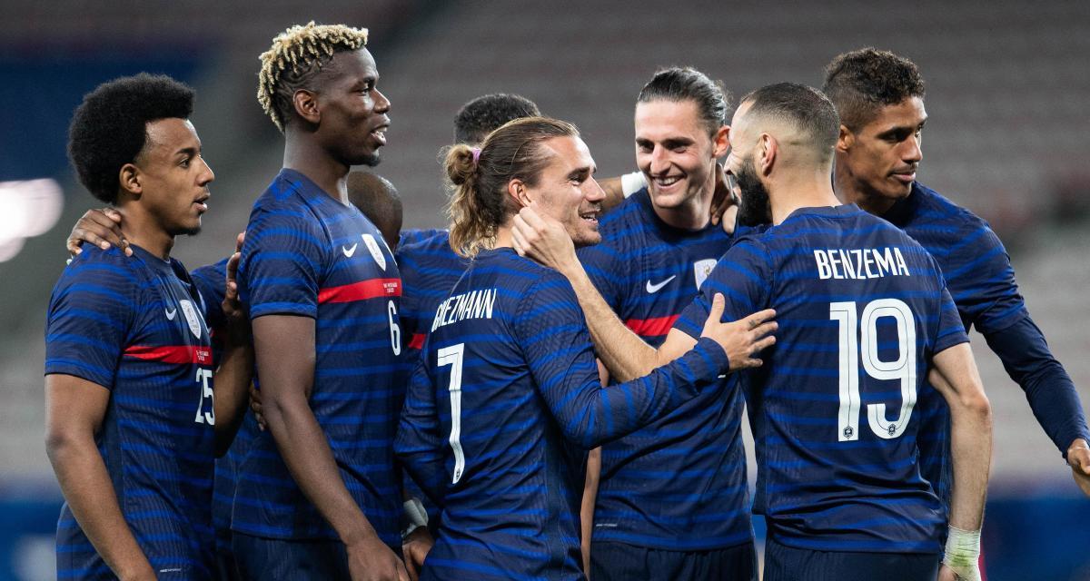 Amical : France - Bulgarie, les compos sont tombées (le trio Griezmann - Mbappé - Benzema aligné)