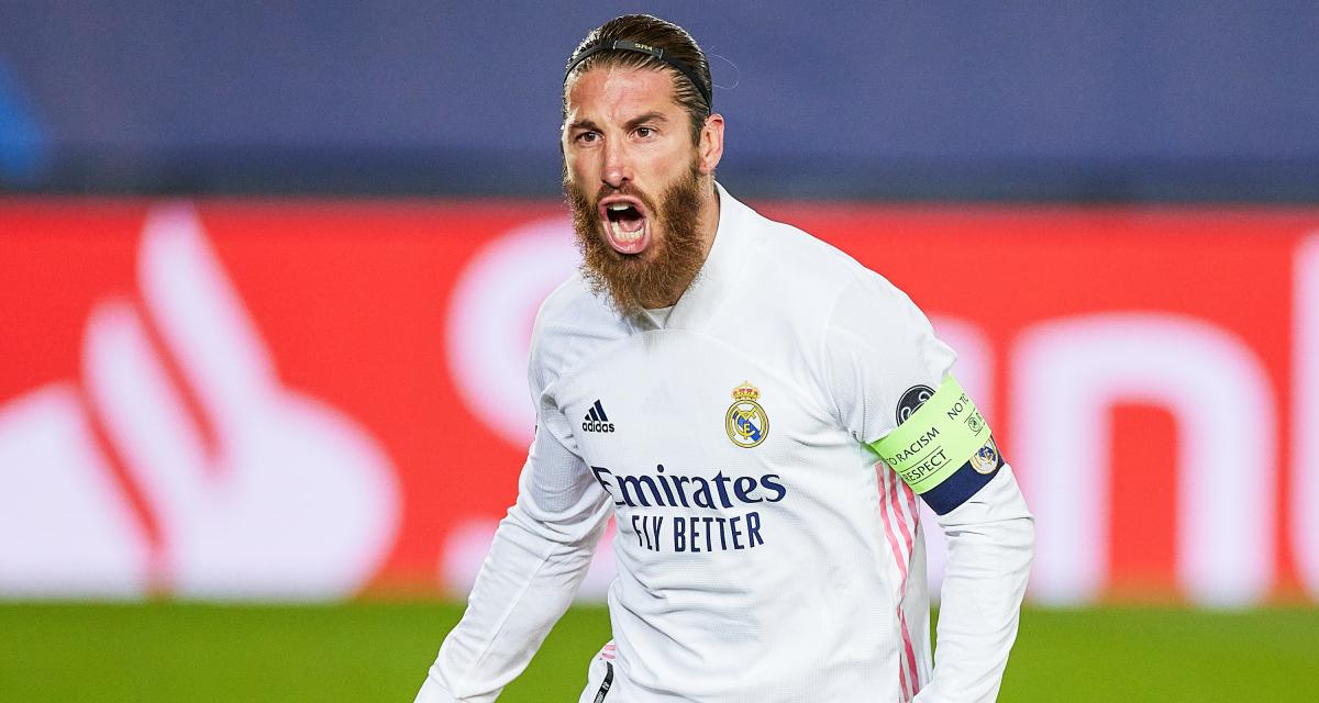 Real Madrid, PSG - Mercato : coup de théâtre pour Sergio Ramos !