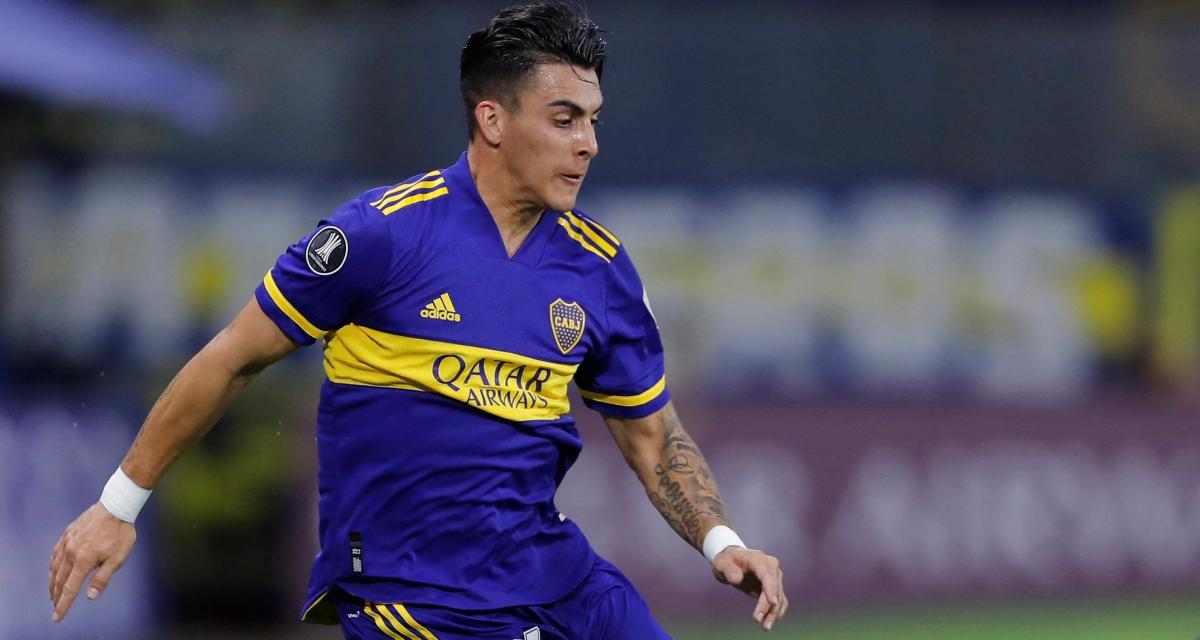 OM - Mercato : Sampaoli rêve d'un joueur de Boca Juniors, mais pas Villa