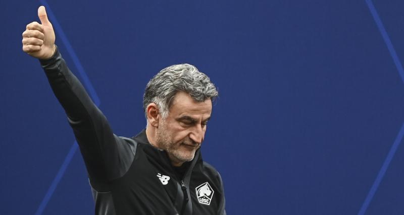 LOSC - Mercato : contact établi entre Christophe Galtier et Everton