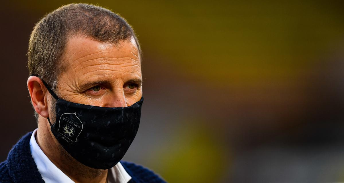 Stade Rennais - Mercato : Maurice à deux doigts de finaliser un premier départ