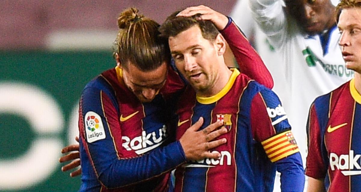 FC Barcelone : Griezmann revient sur les polémiques avec Messi et son transfert