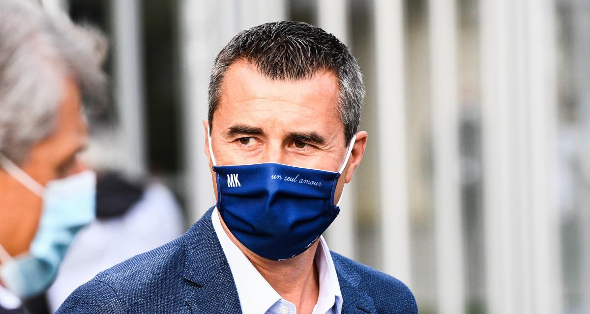 RC Strasbourg : Marc Keller durement attaqué par un ancien président
