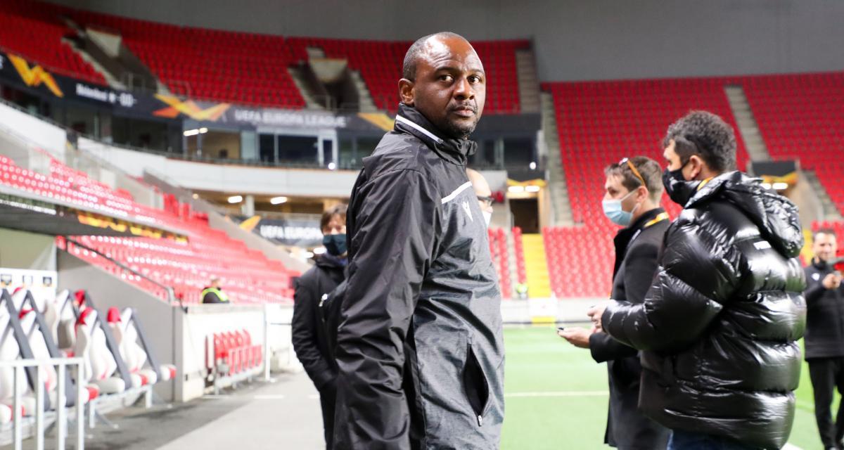 LOSC: cité pour remplacer Galtier, Vieira a accepté un nouveau poste