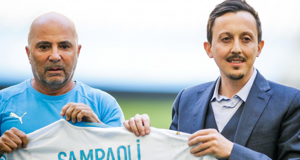 OM – Mercato: une piste défensive de Sampaoli s'est éteinte