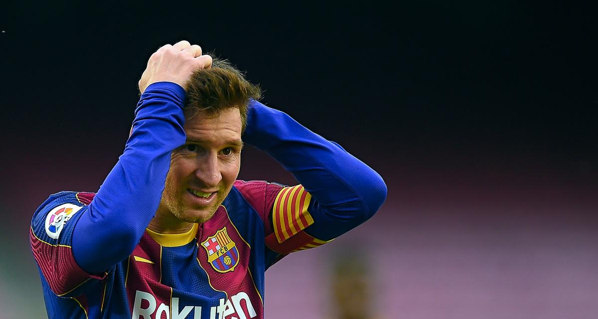 FC Barcelone - Mercato : Messi mis sous pression par son entourage pour son avenir ?