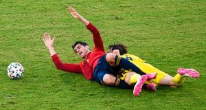 Euro 2020 : L'Espagne tenue en échec par la Suède (0-0)