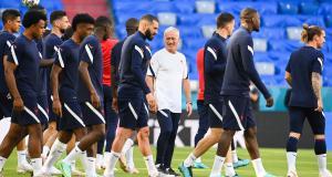 Euro 2020 : Allemagne - France, les compos (les Bleus au complet)