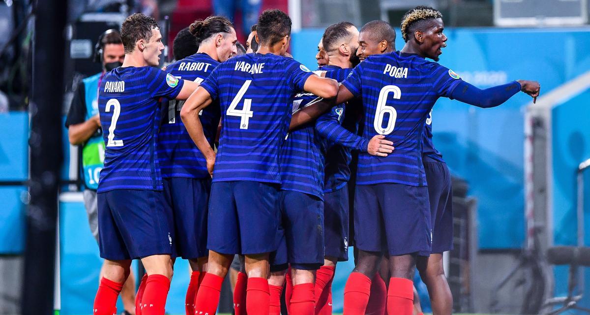 France - Allemagne (1-0) : avant de quitter Canal+, Pierre Ménès nomme les héros bleus avec un couac