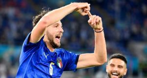 Euro 2020 : Italie 3-0 Suisse