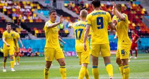Euro 2020 : Ukraine 2-1 Macédoine du Nord