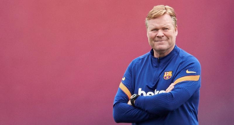 FC Barcelone – Mercato: après Depay, Koeman a une dernière exigence en plus de Messi