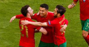Juventus, PSG, Real Madrid : Ronaldo a égalé un énième record face à l'Allemagne