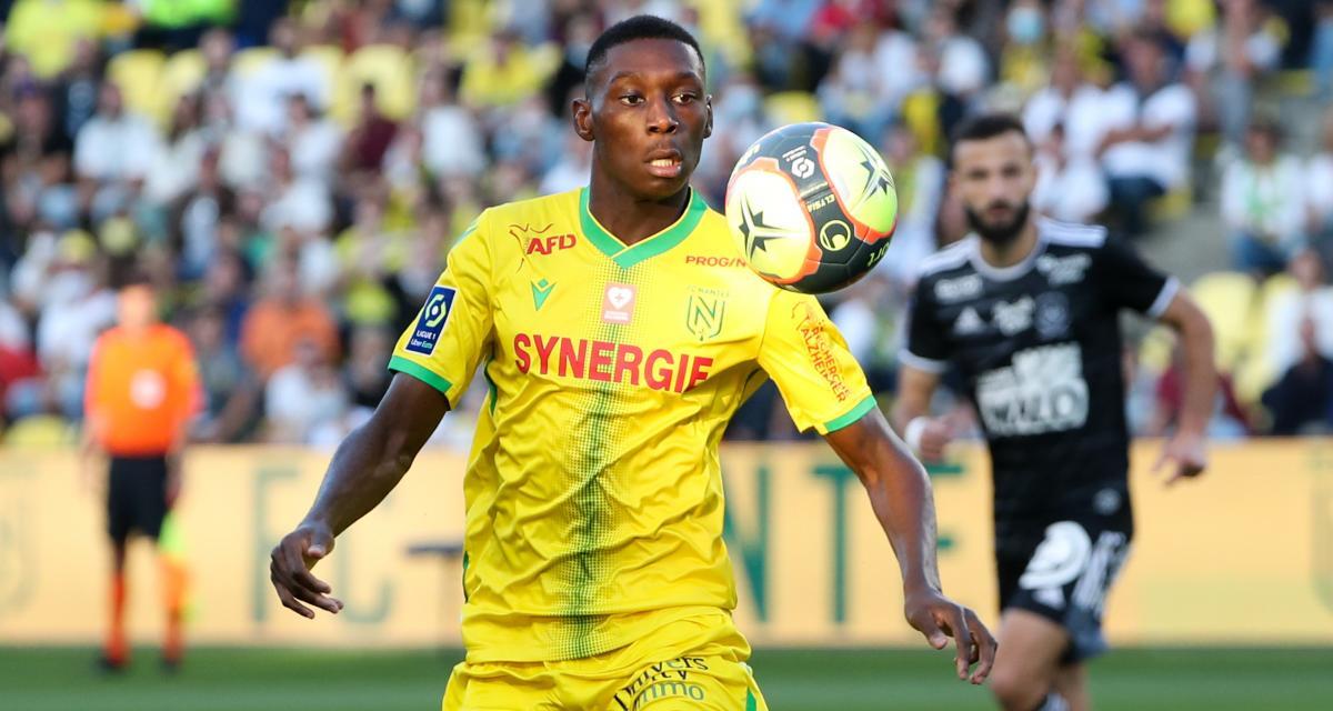 FC Nantes – Mercato: Kolo Muani able to reject a golden bridge from Kita?