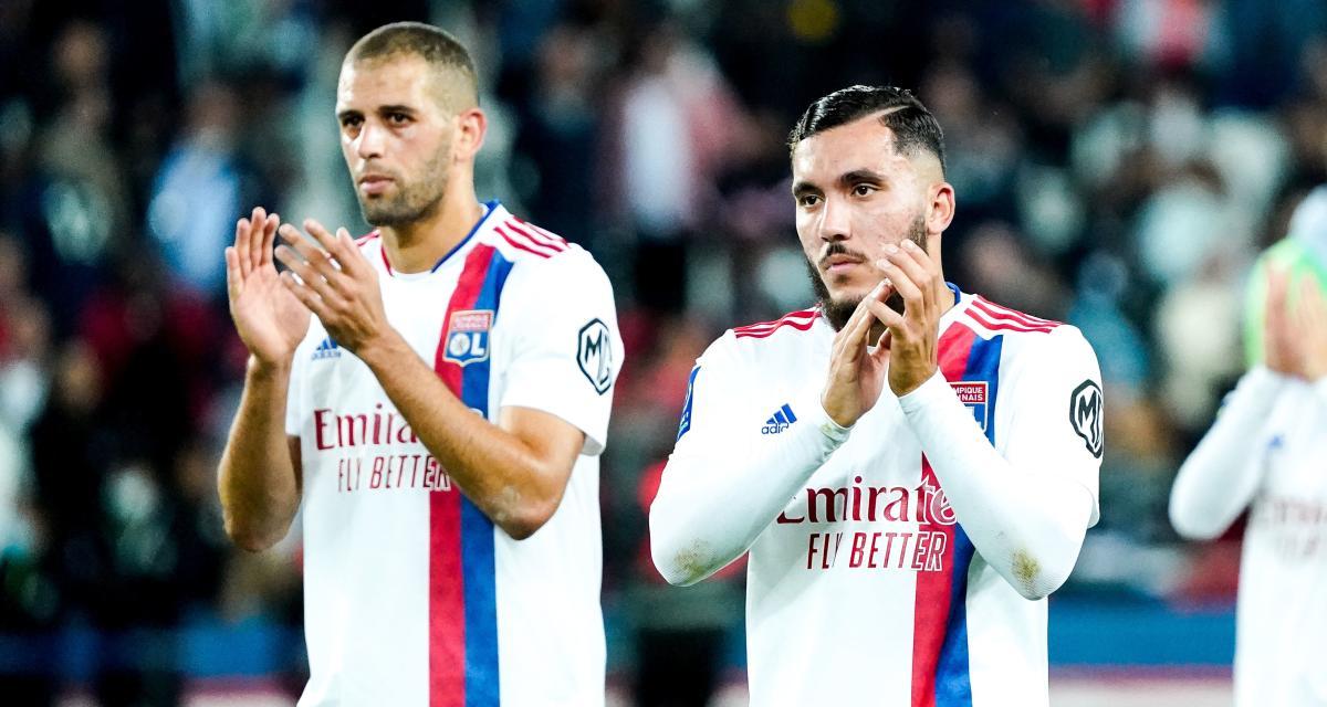OL : Slimani et Cherki s'offrent un record chacun