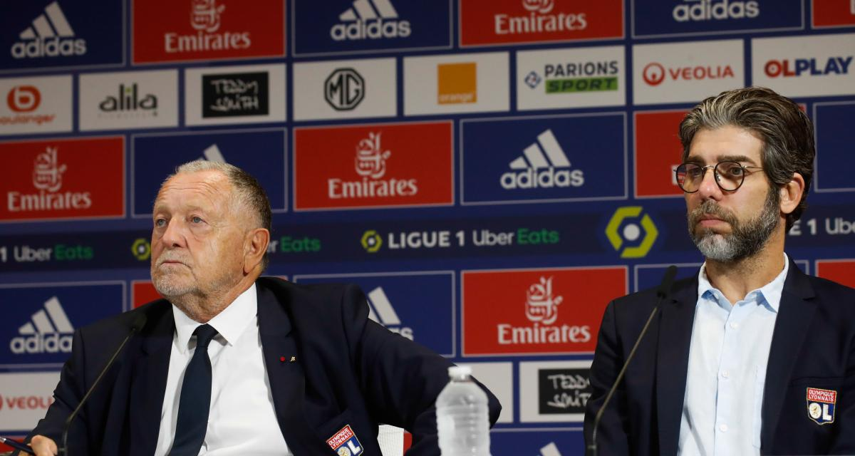Aulas achieved a stupendous victory over refereeing
