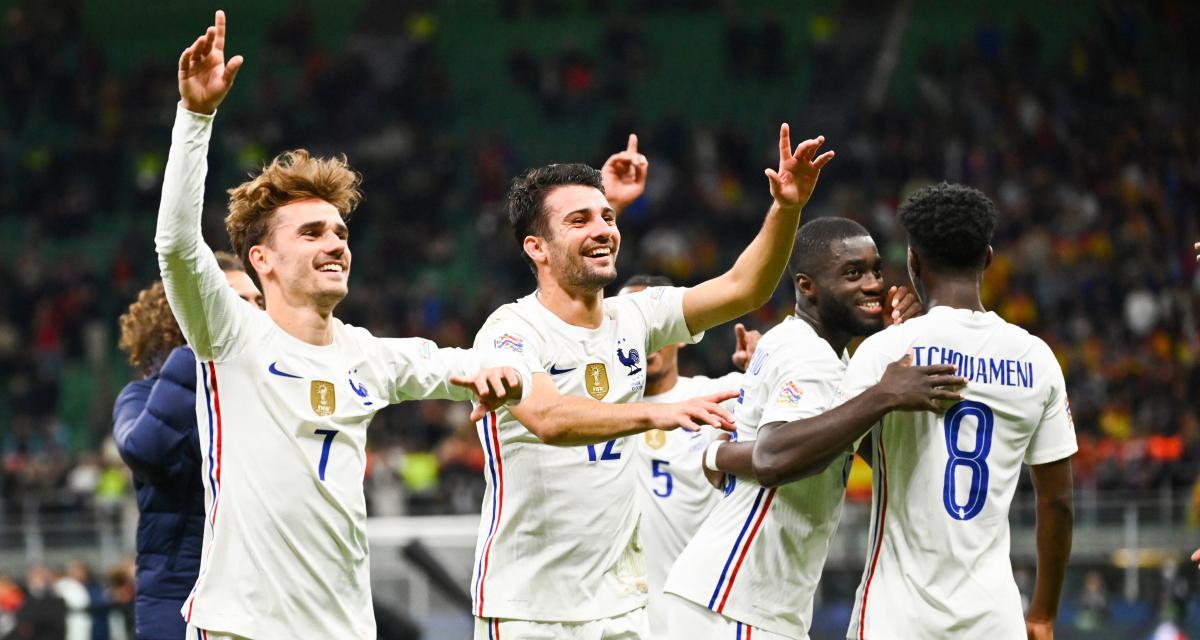 Équipe de France : un gagnant des Bleus identifié, le gros lot pour l'OL et le FC Nantes !