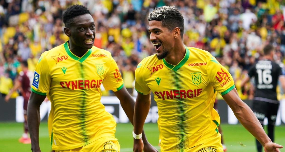 FC Nantes – Mercato: the Prime 10 of the Canary Islands market values