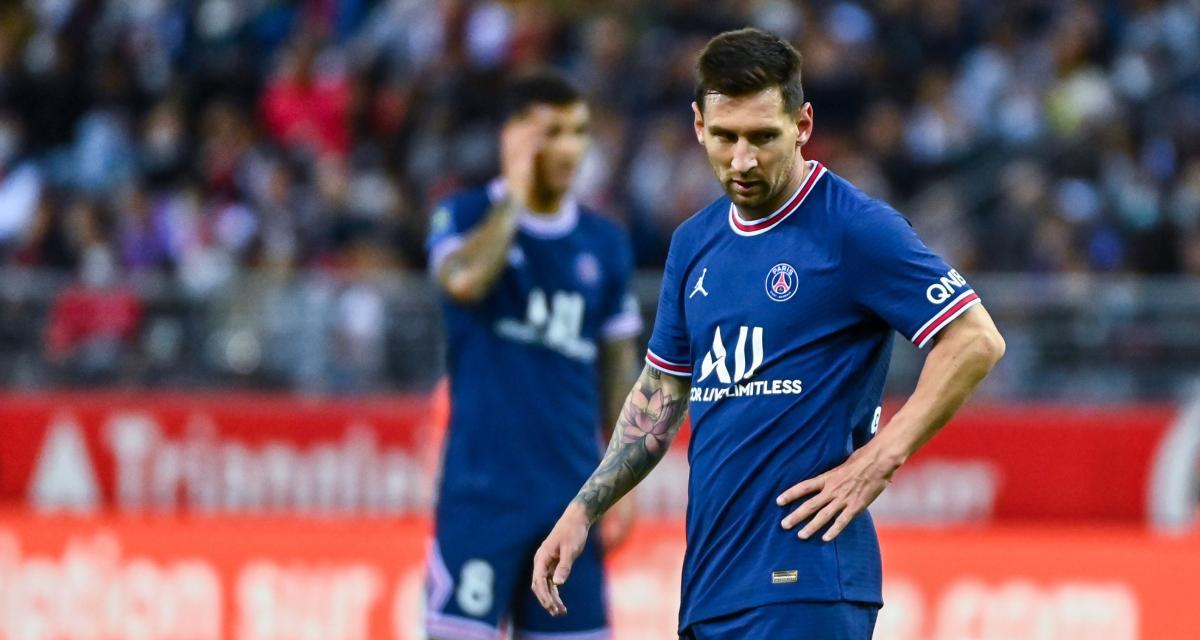 PSG : Messi a déçu un premier joueur de Ligue 1