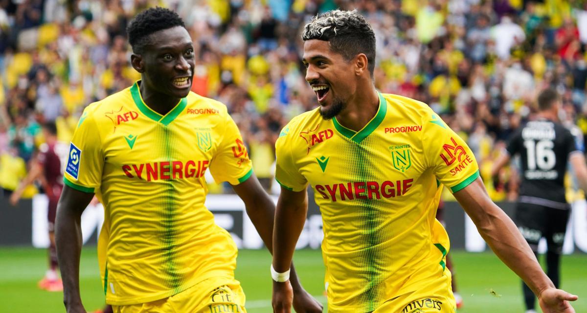 after Kolo Muani, a new scorer emerges under the gaze of Kombouaré