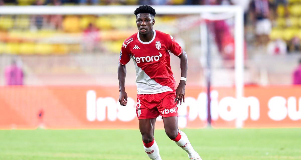 AS Monaco (2-0): Gones benefited from decisive momentum