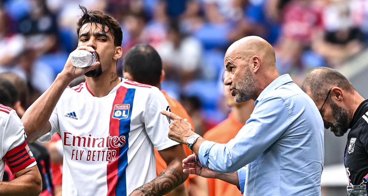 OL : Pierre Ménès décèle un terrible gâchis de Bosz avec Paqueta