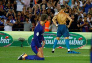 Real Madrid : les mots corrosifs de Cristiano Ronaldo aux supporters du Barça