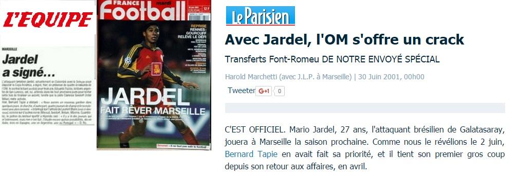 Jardel OM capture