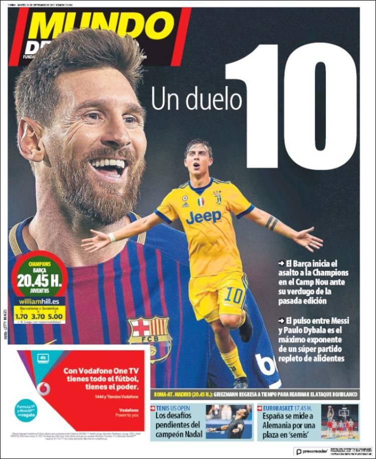 Ligue des champions : Barcelone corrige la Juventus