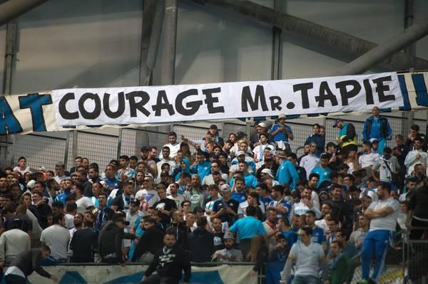 OM : Marc Fratani, arbitre acheté, OM-PSG...Bernard Tapie en colère quitte un plateau en plein direct