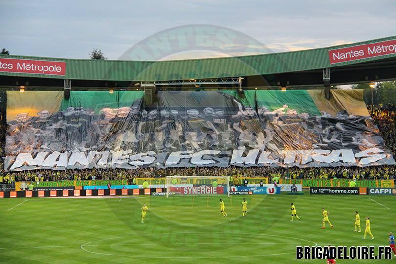 Tifo FC Nantes