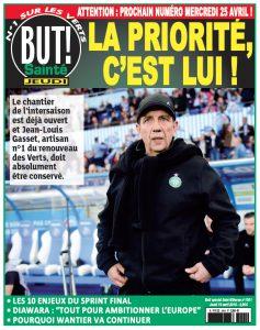 ASSE – EXCLU Ponsard : « Les Verts vont aller au bout »