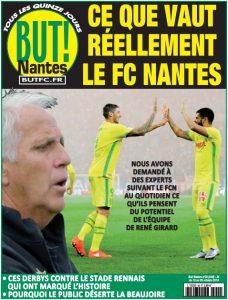 FC Nantes : Votre nouveau But! Nantes en kiosques et sur notre boutique