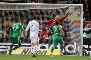 Football : Lyon / Saint Etienne - Ligue 1