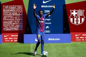 FC Barcelone : Ousmane Dembélé ne semble pas entrer dans les plans de Valverde