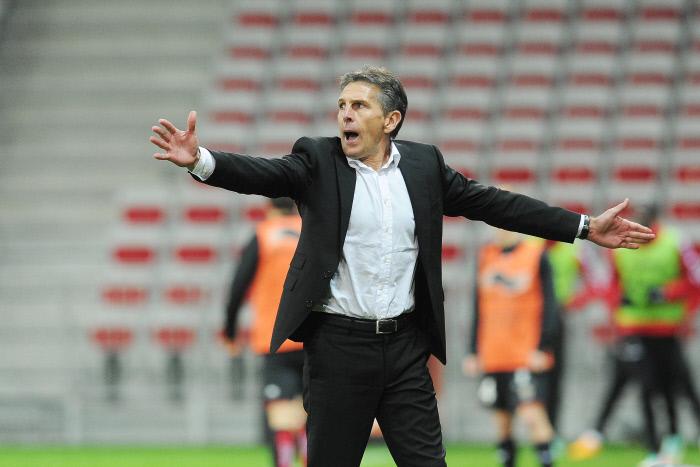 FOOTBALL : Nice vs Reims - Ligue 1 - 22/11/2014