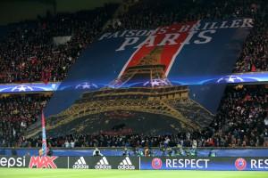 PSG : le Parc des Princes a rendu hommage à Johnny Hallyday