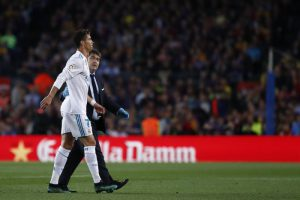 FC Barcelone : Cristiano Ronaldo va servir à défendre Sergi Roberto