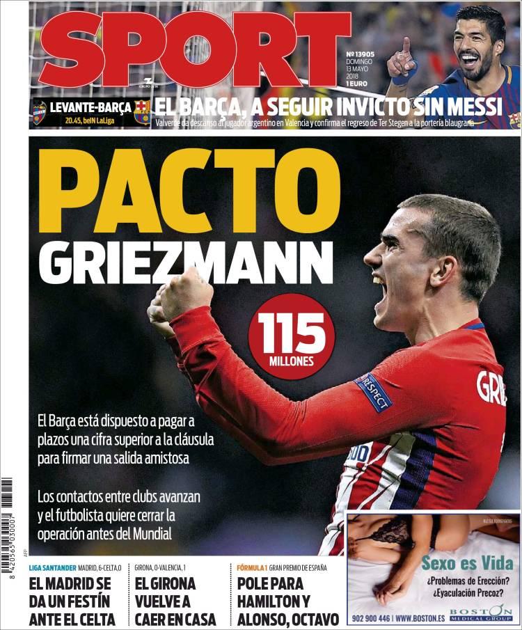 Les Clubs De Foot Les Plus Dépensiers Du Mercato D été: Mercato : Le Transfert D'Antoine Griezmann