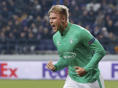 ASSE : Les plus belles photos du succès européen à Anderlecht (3-2)