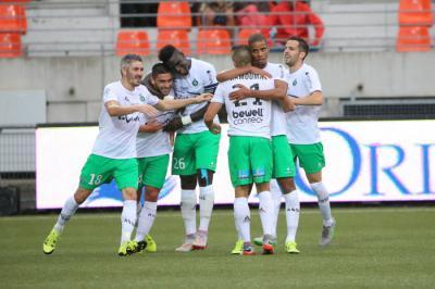 ASSE : les 3 bides qui gâchent la victoire à Lorient (1-0)