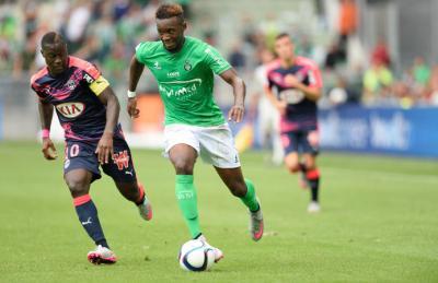 ASSE : les débuts fracassants de Bahebeck face à Bordeaux (1-1)
