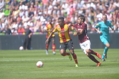 FC Metz - RC Lens (0-0) : Le match des 7 recrues